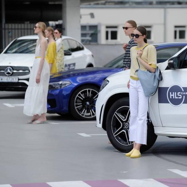 Inauguracja Targów Mody w Domu Mody Klif - HLS Cars sponsorem imprezy