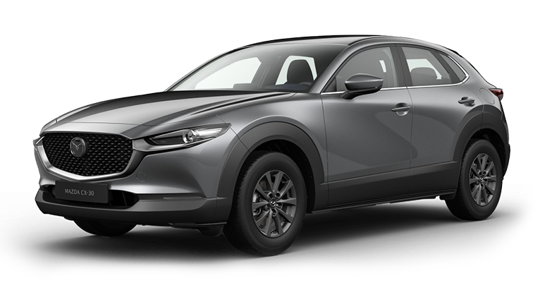 Mazda CX-30 SKYACTIV-G 6AT  2020 (150 KM)